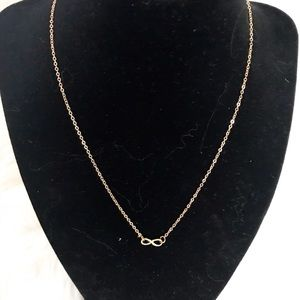 """Jewelry - """"Infinite Love"""" Necklace NWOT 0016"""